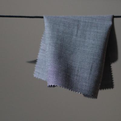 Gill Grey - Light wool/cotton
