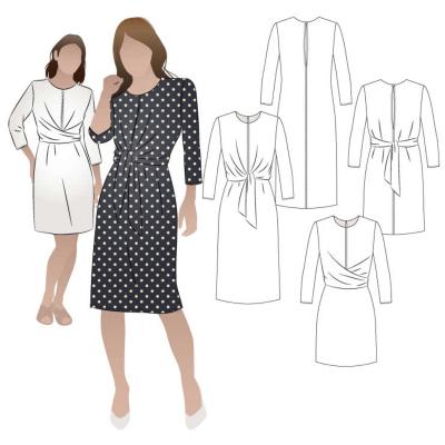 Hattie Woven Dress