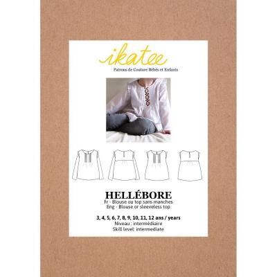 Hellebore Blouse (3-12Y)
