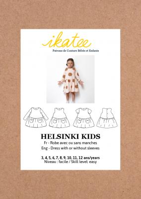 Helsinki Dress (6M-4Y)