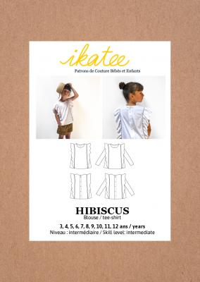 Hibiscus Blouse (3-12Y)