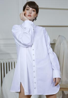 Le 606 A+B - Loose-fit dress/shirt