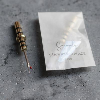 Blade for seam ripper - Gold