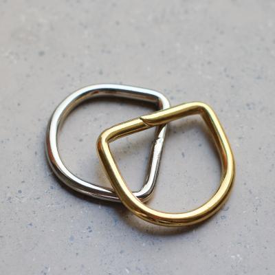 Heavy D-ring - 40 mm