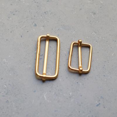Adjustment buckle, Brass