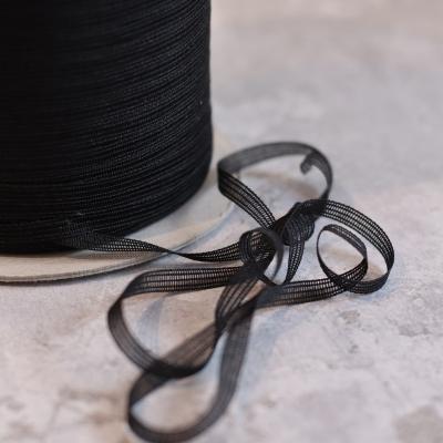 Stabilizing shoulder band, 5 mm - black