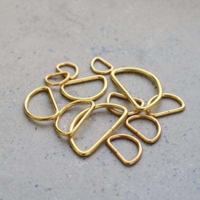 D-Ring, Brass