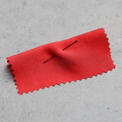 Habotai Silk - Red