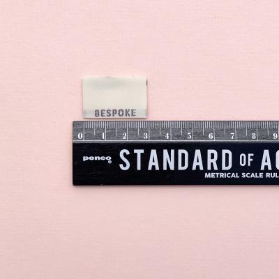 BESPOKE - woven label