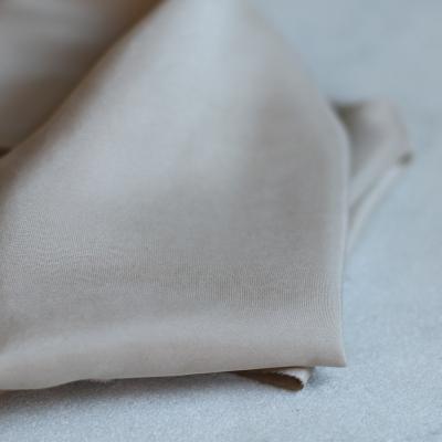 Silk lining (habotai) - Ecru