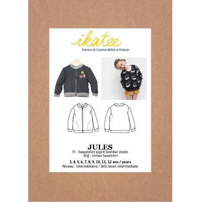 Jules Bomber Jacket (3-12Y)