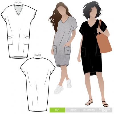 Kitt Knit Dress (size 4-16)