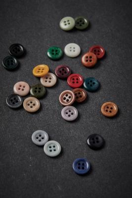 Frame Corozo Button 11 mm