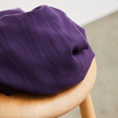 Lane Jacquard - Purple Night