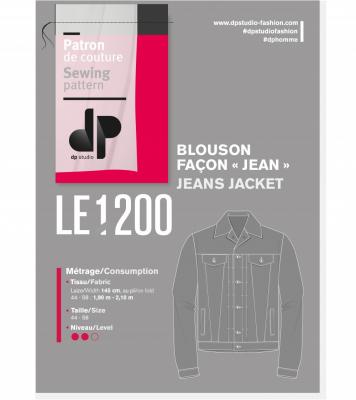 Le 1200 - Jeans Jacket