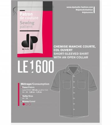 Le 1600 - Short-sleeved Shirt