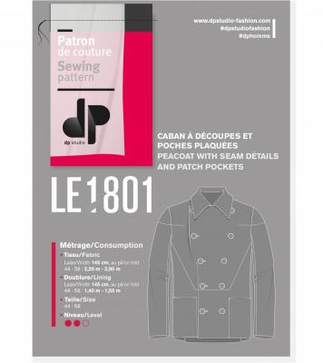 Le 1801 - Peacoat