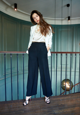 Le 308 - High waisted trousers