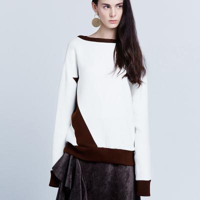 Le 506 ab - Asymmetric Sweatshirt