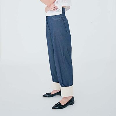 Le 309 - 'Boyish' loose trousers