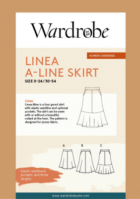 Linea A-Line Skirt