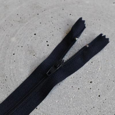 Zipper, spiral 4mm - Dark Blue