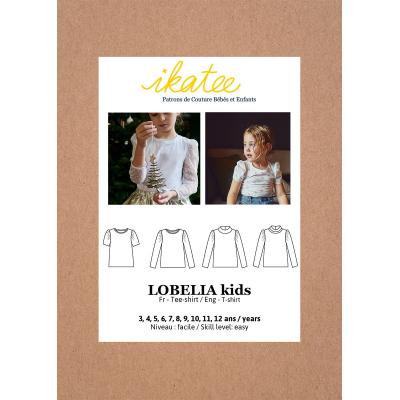 Lobelia T-Shirt (3-12Y)