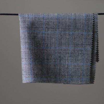 Timo Check - Light wool