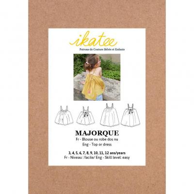 Majorque Dress (3-12Y)