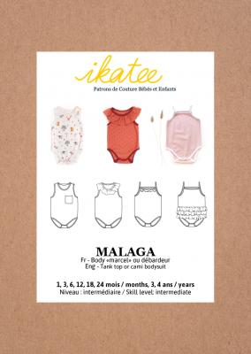 Malaga Bodysuit (1M-4Y)