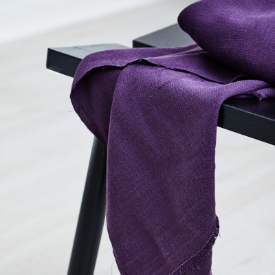 Mara Linen Blend - Purple Night