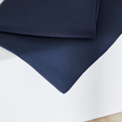 Plain Ponte Knit - Blueberry