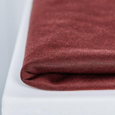 REMNANT 30x160 // Textured Ponte - Cider