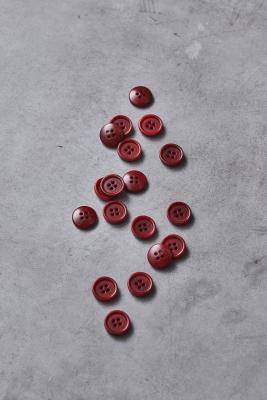Dish Corozo Button 15 mm - Cider