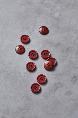 Dish Corozo Button 20 mm - Cider