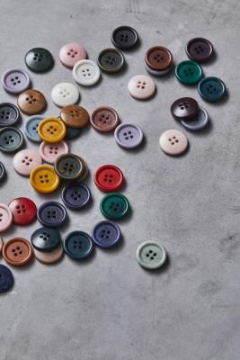 Dish Corozo Button 20 mm