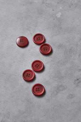 Dish Corozo Button 25 mm - Cider