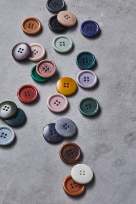 Dish Corozo Button 25 mm
