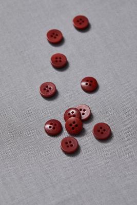 Plain Corozo Button 11 mm - Cider