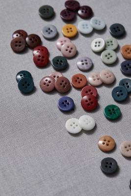 Plain Corozo Button 11 mm