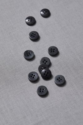 Plain Corozo Button 11 mm - Anchor