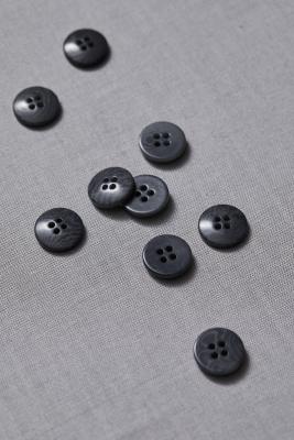 Plain Corozo Button 15 mm - Anchor