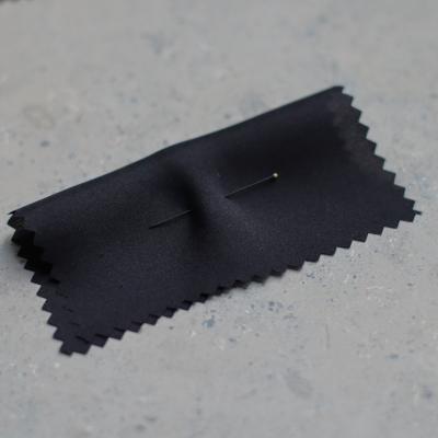 Habotai Silk - Black