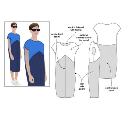 Mila Designer Dress