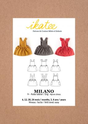 Milano Dress (6M-4Y)