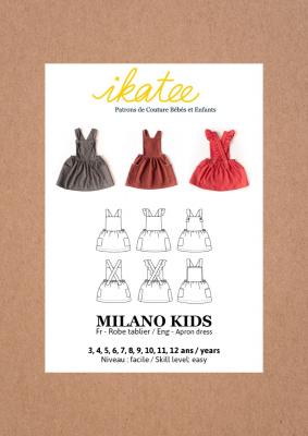 Milano Dress (3-12Y)