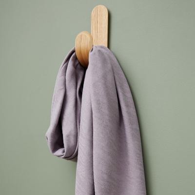 Hoya Jacquard Linen Blend - Purple Haze