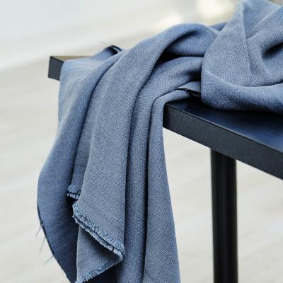 Mara Linen Blend - Dusty Blue