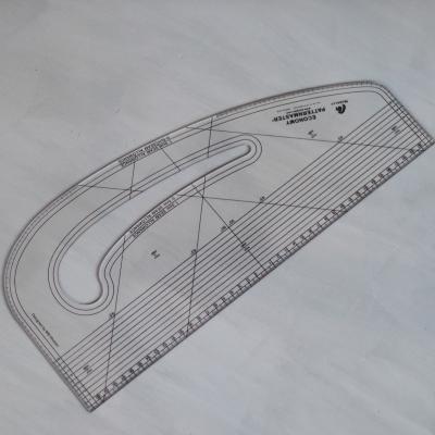 Patternmaster curve ruler