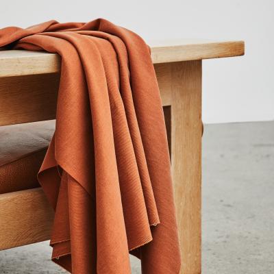 Sera Weighty Cotton Blend - Rust